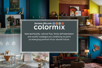 Sherwin-Williams Colormix 2017