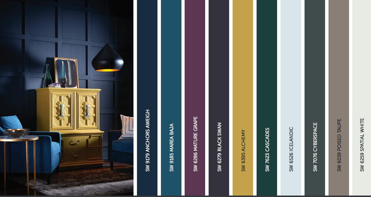 Sherwin Williams Noir
