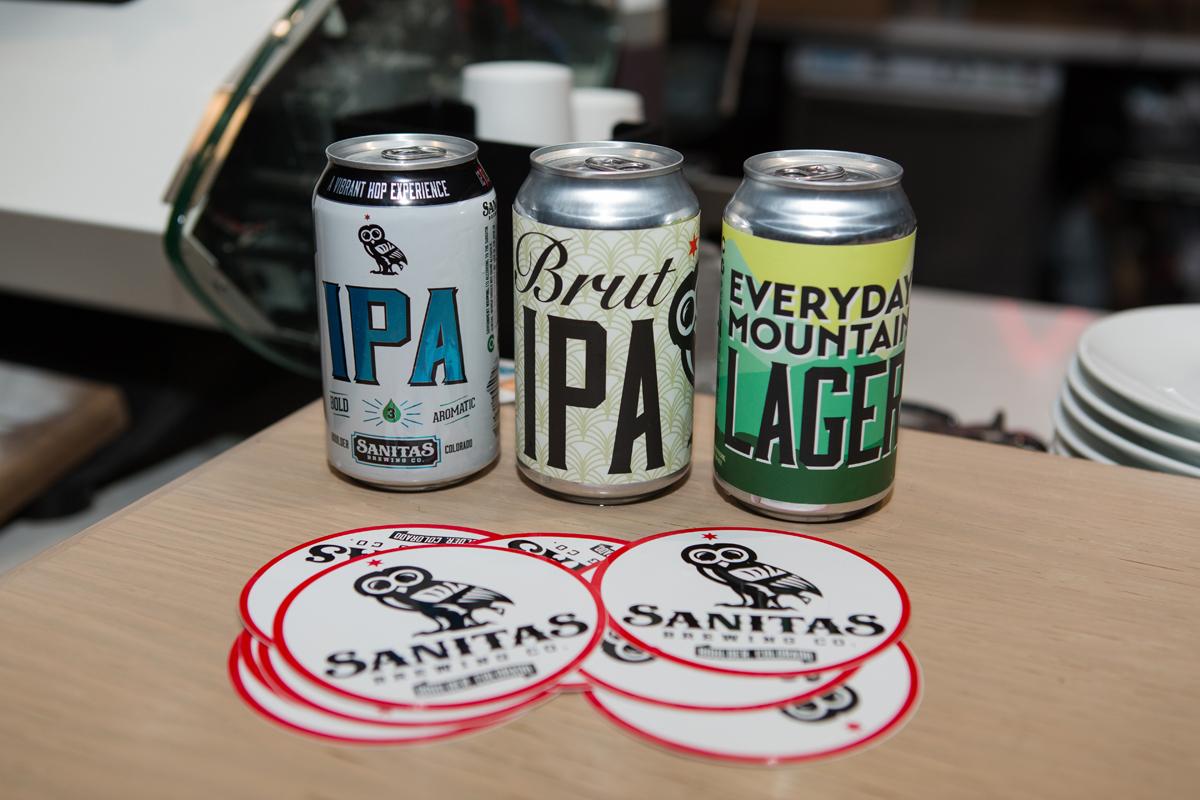 Sanitas Brewing Company